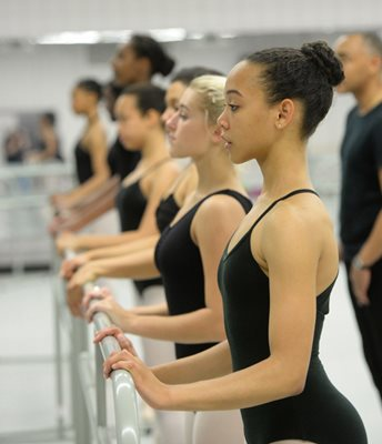 NOBA Ballet Prodigy Dances Her Way To Harlem