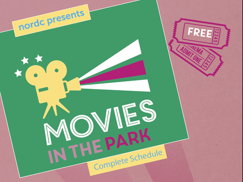 Movies in the Park: Spring 2017