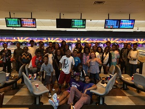 Teen Council Bowling Night